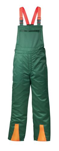 b4f schnittschutzlatzhose protector green. Black Bedroom Furniture Sets. Home Design Ideas