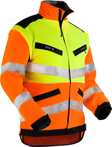 KlimaAIR Warnjacke