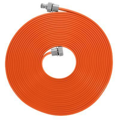 Schlauch-Regner 7,5m, orange