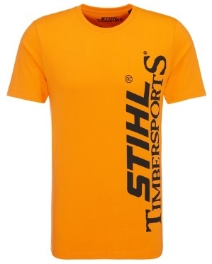"STIHL T-Shirt ""Timbersports"" orange"