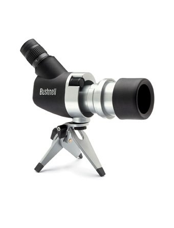 Spacemaster Collapsible W/45 eyepiece Silver & Black